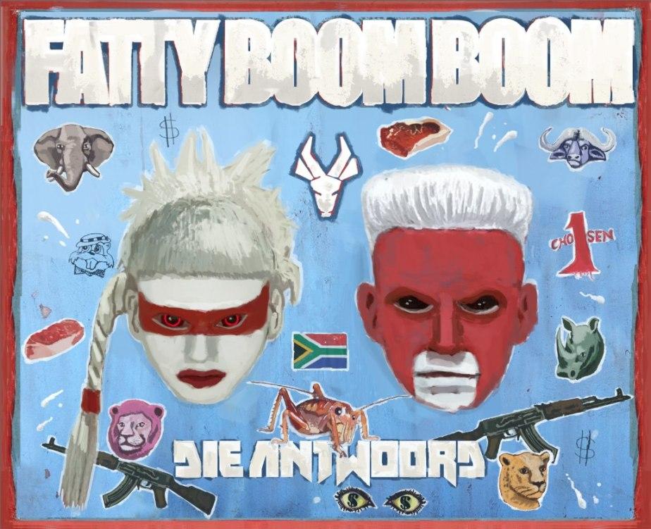 DIE ANTWOORD, 'FATTY BOOMBOOM'