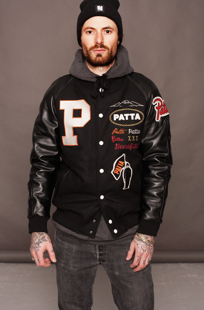 PATTA, WINTER 2012 COLLECTION
